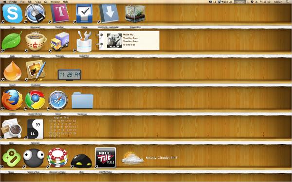 desktopshelves