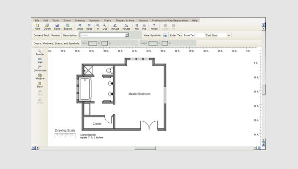 7 best floor plan software free download for windows mac ez blueprint malvernweather Images