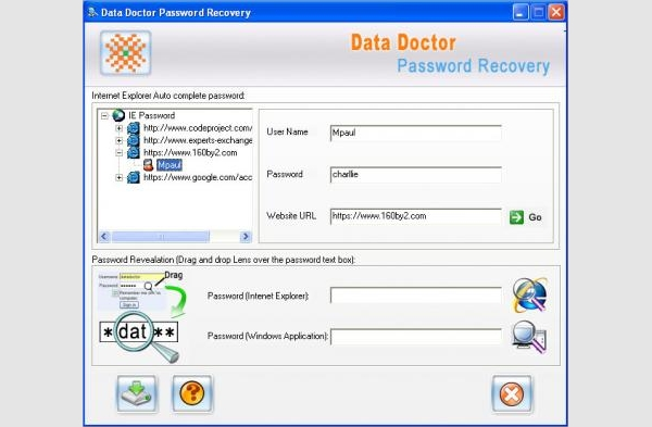 email password hacking software