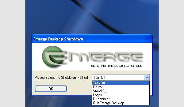emerge desktop