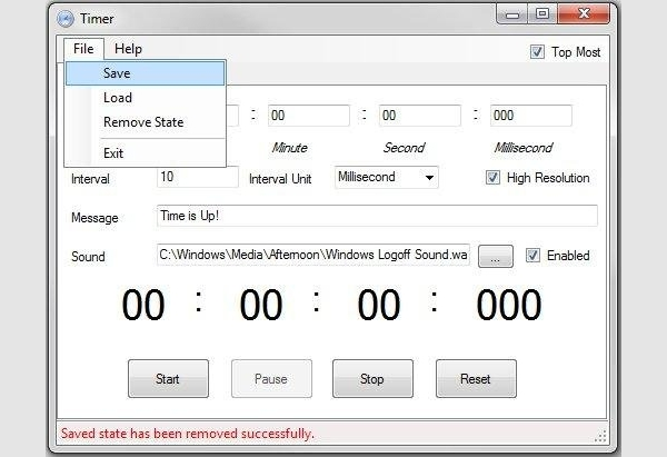 free countdown timer and stopwatch timer