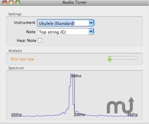 free mac audio tuner software