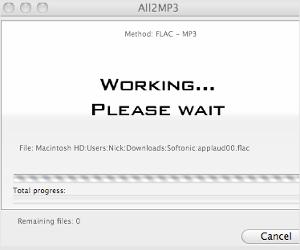 free mac mp3 converter