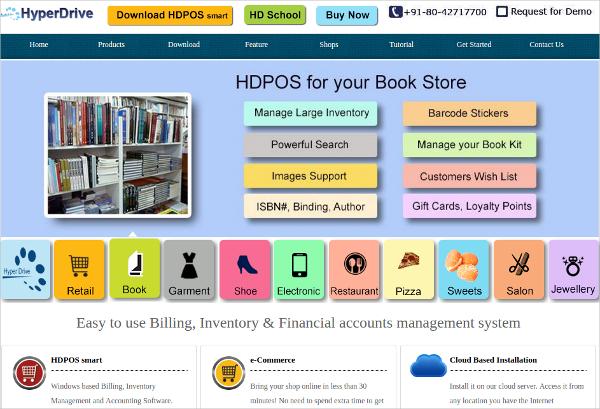 hd accounts billing