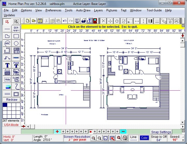 7+ Best Floor Plan Software Free Download for Windows, Mac ...
