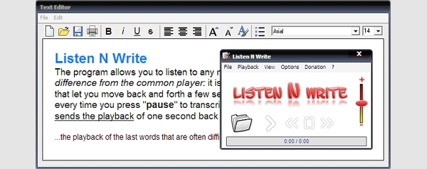 listen n write