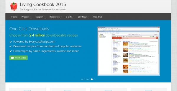 living cookbook 2015