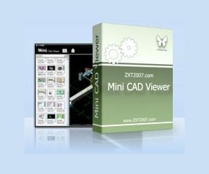 mini cad viewer 300x250