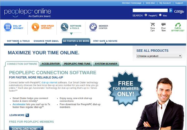 peoplepc online