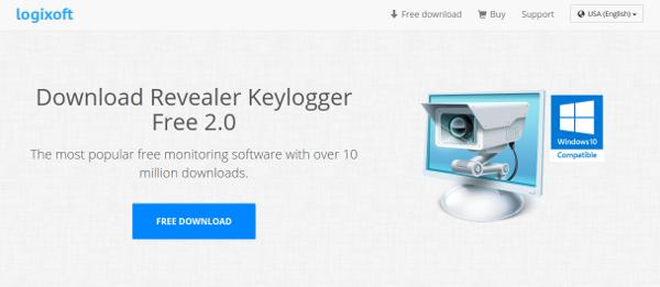 revealer keylogger2