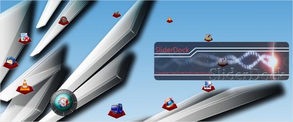 slider dock