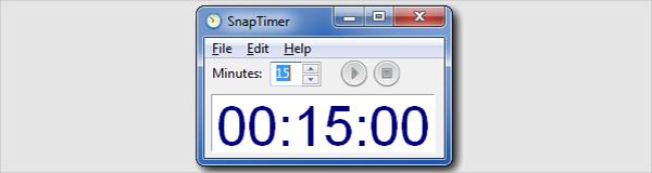 snap timer