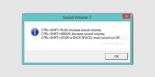 sound volume %e2%80%93 7