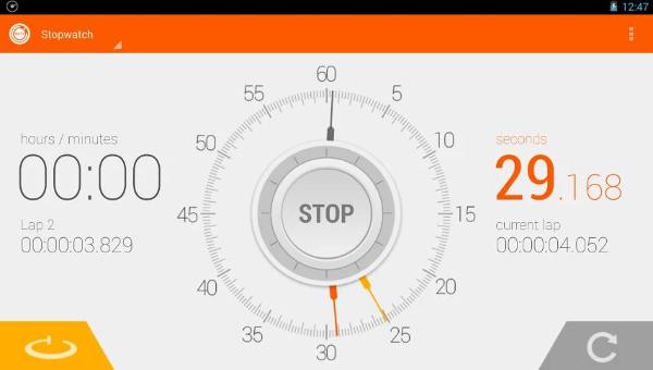 stopwatch timer1