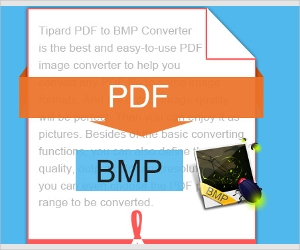 tipard pdf to bmp
