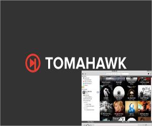 tomahawk music player