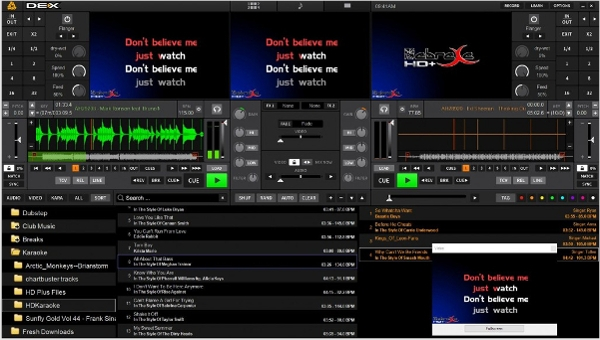dj software for pc free download full version 2016
