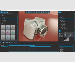 visual designer 3d