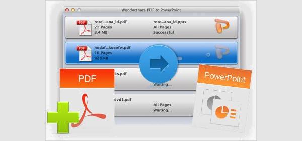 wondershare pdf to powerpoint for mac