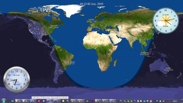 world clock software1