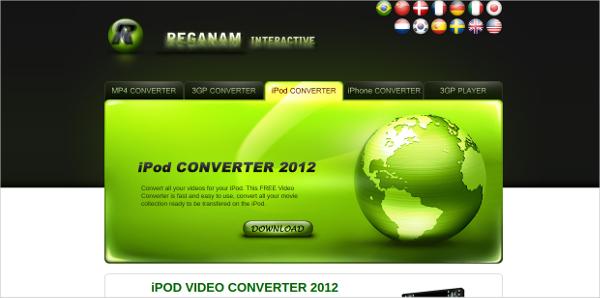 ipod converter 2012
