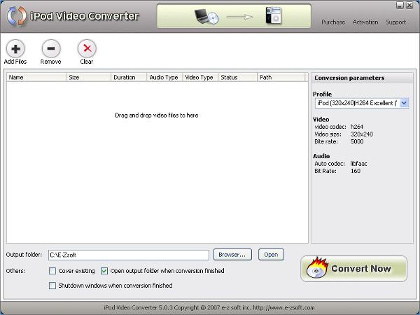ipod video converter 5