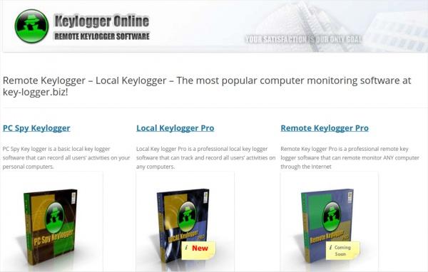 keystroke monitoring software tool