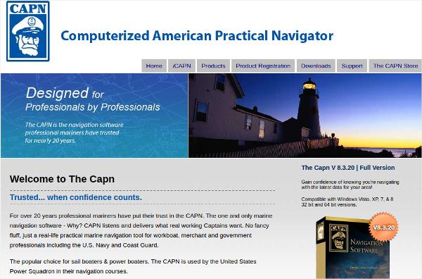 the capn