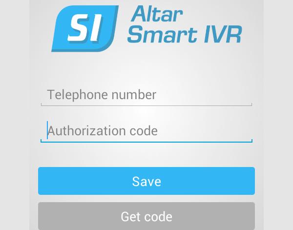 altar smart ivr