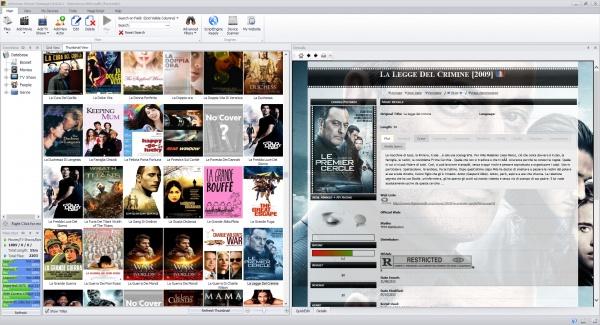 Free movie organize softwares