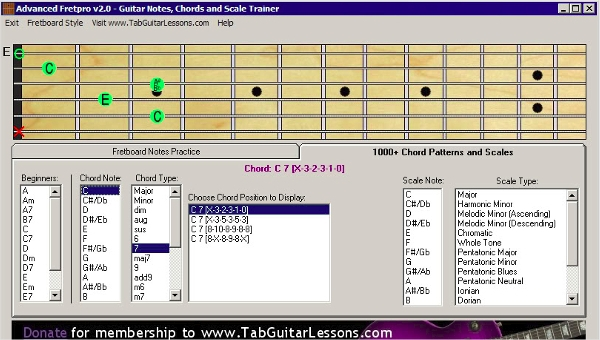 12+ Best Guitar Chord Software for Windows, Mac, Android | DownloadCloud