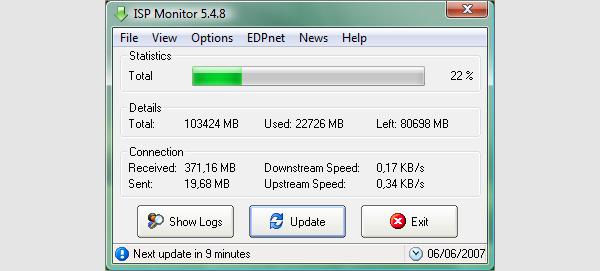 isp monitor