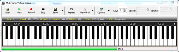 midi piano 2