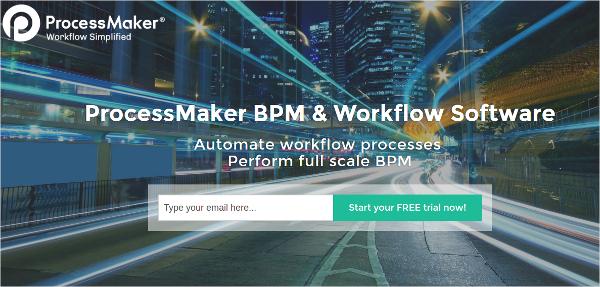 process work flow software