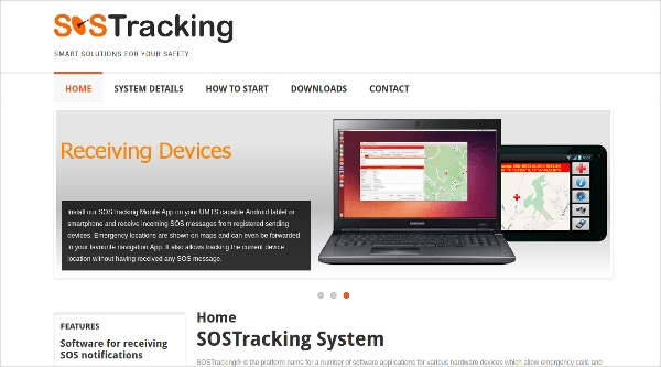 sos tracking system