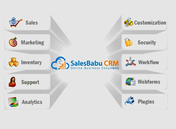 salesbabu crm software