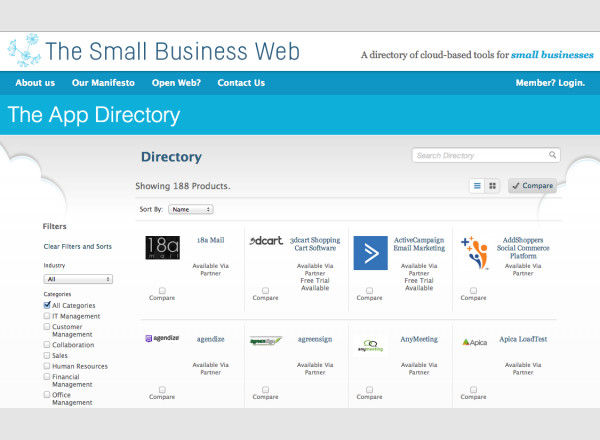 small business web