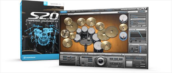 toontrack superior drummer 2