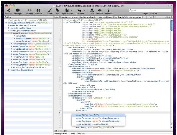 ximplify xml editor