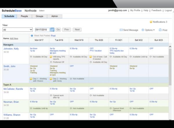 work schedule generator free online and work schedule generator free