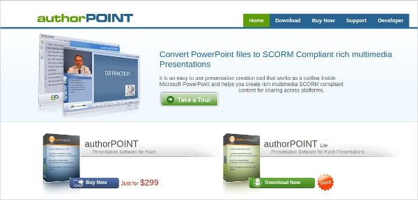 authorpoint