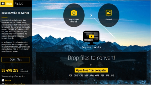 7+ Best NEF to JPG Converter Software Free Download for Windows