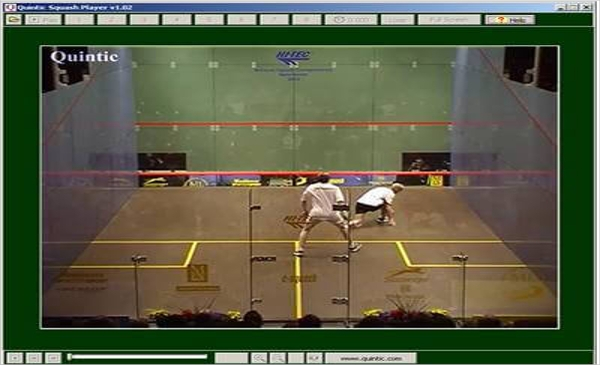 quintic video analysis software