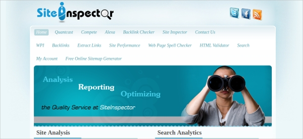site inspector