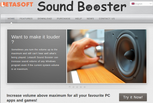 free sound booster