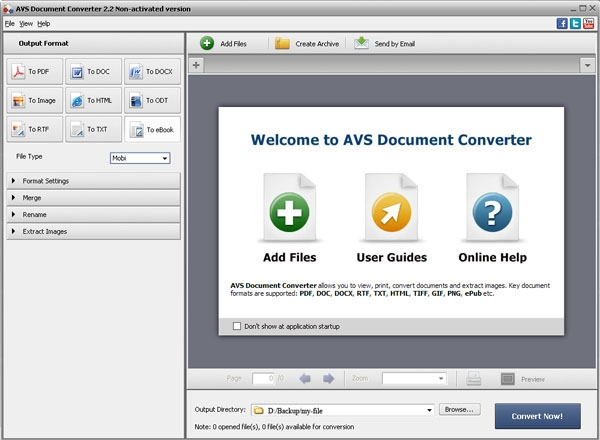 stonsoft pdf to mobi converter for windows
