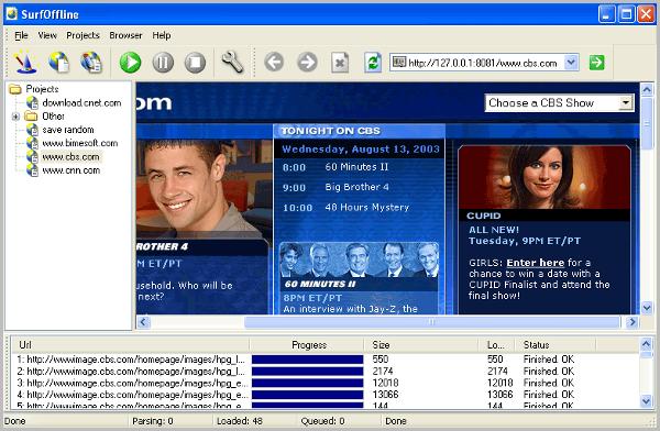 7+ Best Website Downloader Software Free Download For