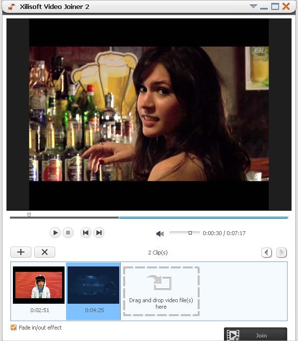 xilisoft video joiner