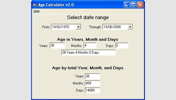 dating age range calc