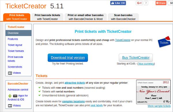 ticketcreator